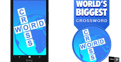 World's Biggest Crossword, crossword puzzle games for mobile, Windows Phone Games