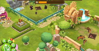 Zoo Tycoon games, Zoo Tycoon Friends, Windows and Windows Phone 8.1 sim games