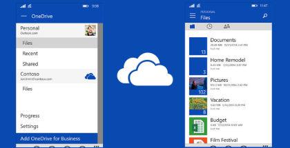 OneDrive, cloud storage, Skydrive cloud service