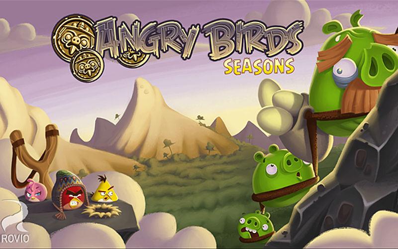 rovio angry birds free  games