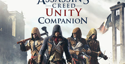 Assassin's Creed Unity, Companion apps, Assassin's Creed games