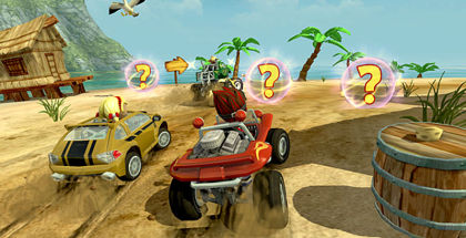 Beach Buggy Racing, Vector Unit games, Racing games for Windows