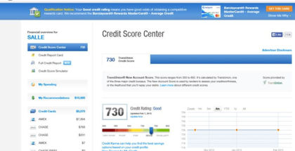 Credit Karma, check credit score free, app for checking credit score