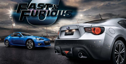 Fast & Furious 6 game, games based on movies, Racing games