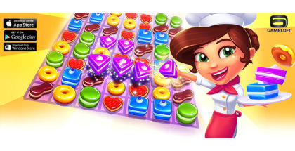 Gameloft-Pastry-Paradise
