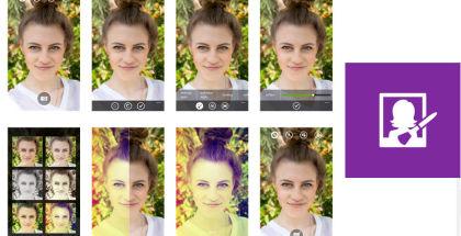 Lumia Selfie, Selfie photo apps, Windows Phone photography