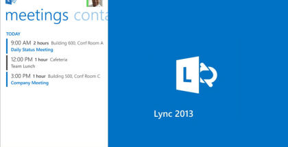 Lync 2013, Microsoft Lync, Business communication apps