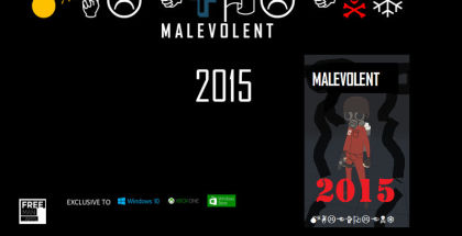 Malevolent, games for Windows 10, Win10 games