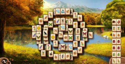 Microsoft Mahjong, Windows games, puzzle games