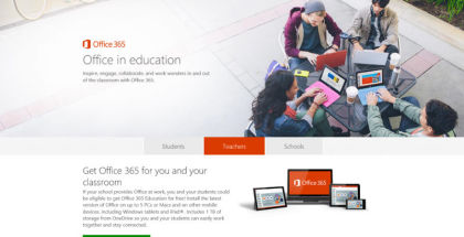 Office 365, Education apps, Microsoft Office