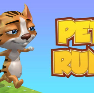 Run Forth With Your Animal Instincts With Endless Runner Pet Run for Windows