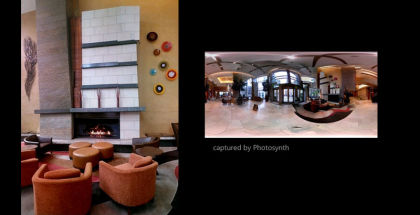 Photosynth, Panorama apps, photo editors