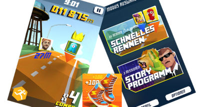 Shape Up, Shape Up Battle Run, Fitness games for Xbox