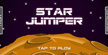 Star Jumper game, platformer games on Windows, smartphone platformer titles