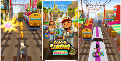 Subway Surfers game, Endless runners, gaming on Windows