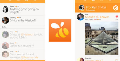 Swarm, Location sharing apps, Foursquare app