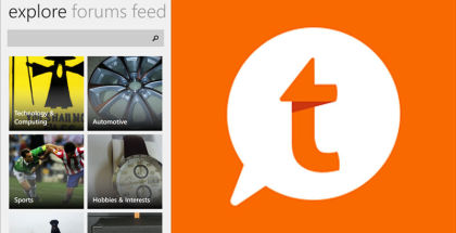 Tapatalk, Forum community software, mobile apps for social