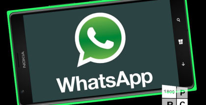 WhatsApp, Windows Phone security, WhatsApp messages