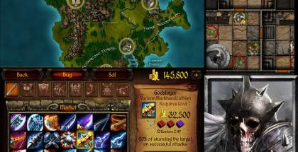 Arcane Quest 2, Role-Playing Games, Windows Phone gaming