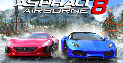 Asphalt 8 Airborne, Asphalt games, Gameloft game on Windows