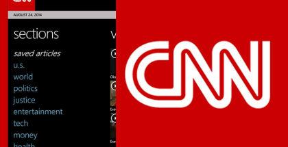 CNN App, CNN for Windows Phone, CNN news