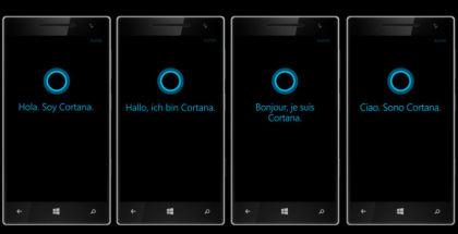 Cortana, Developer Preview, Preview for Developers WP
