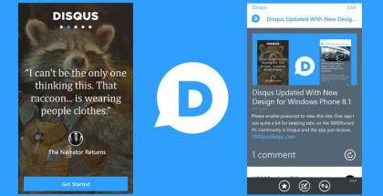 Disqus apps, community services, social software
