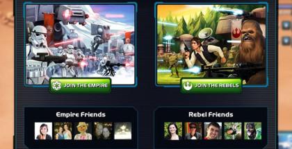 Star Wars Commander, Star Wars games, Disney and Lucasfilm