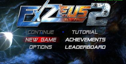 ExZeus2, Shooter games, 3D gaming