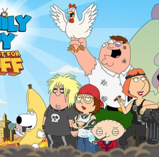 Family Guy: The Quest for Stuff Makes the Jump to Windows Smartphones