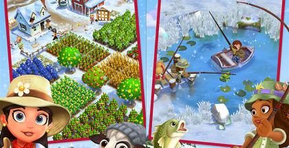 Farmville, Farmville 2: Country Escape, Zynga games