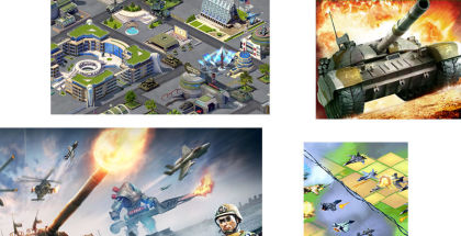Gameloft, World at arms game, War games
