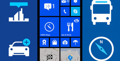HERE Maps, HERE Services, HERE for Windows Phone