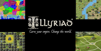 Illyriad, MMO games, strategy games