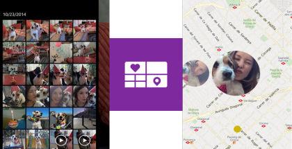 Lumia Storyteller, Windows Phone photo apps, Video sharing