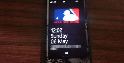 MLB on Windows Phone, Baseball, Professional Baseball