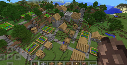 Minecraft for Mobile, Minecraft Pocket Edition, Minecraft game for Windows Phone