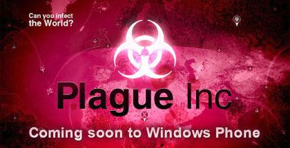 Windows Phone games, Strategy Games, Plague Inc