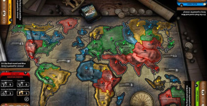 RISK game, RISK by Hasbro, Board games for Windows