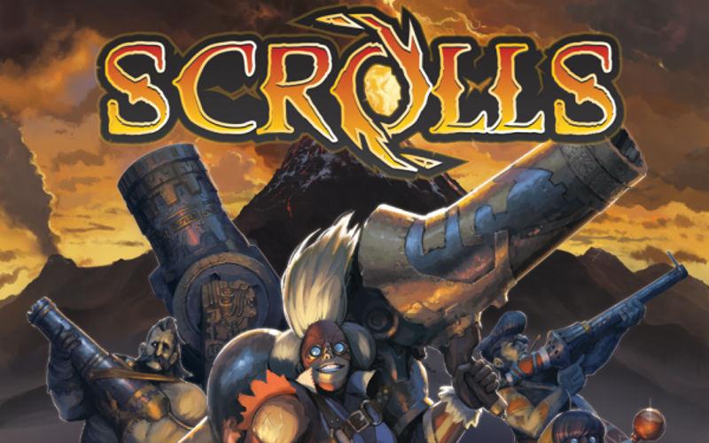 Scrolls-game