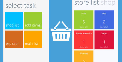 Simply Shopping, Grocery list apps, lifestyle software