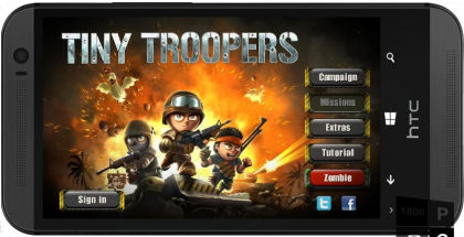 Tiny Troopers, Game Troopers games, Tiny Troopers shooter