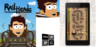 Touch Orchestra releases Rail Heads a bizarre, fast, funny game