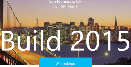 BUILD 2015, Microsoft Build conference, developers on Windows