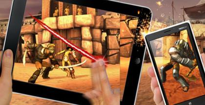 I Gladiator, Windows Phone games, Adventure games