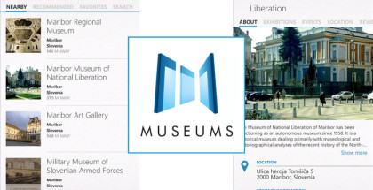Museums Mobile, Museums of the World, Cultural apps
