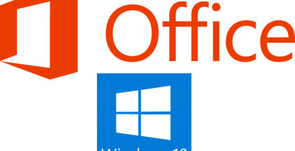 Office on Windows 10, Win10 office apps, touch word app
