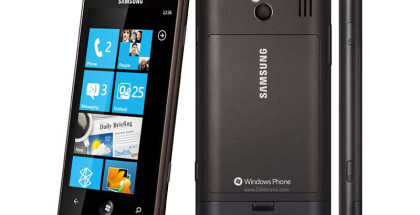 Samsung Omnia 7, Windows Phone CAB files, OS updates for Winphone