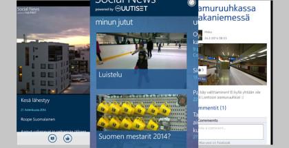 Social News, Microsoft Mobile, Beta apps on Windows