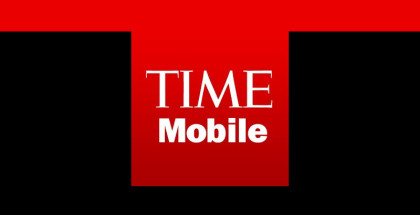 TIME Magazine, TIME Mobile, News and weather apps